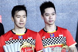 Bulutangkis China Open, Minions rebut tiket final