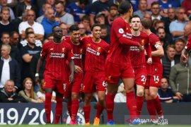 Liverpool mantap puncaki klasemen usai kalahkan Chelsea