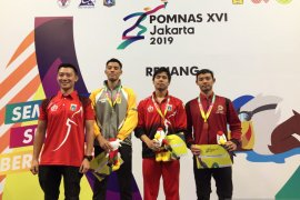 DKI Jakarta borong emas cabor renang POMNAS 2019