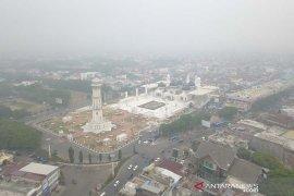 Banda Aceh diselimuti kabut asap, Wali Kota imbau warga kurangi aktivitas di luar