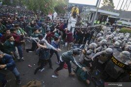 Tidak ada mahasiswa ditangkap pasca kericuhan di Bandung