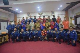 Pemprov Jambi terima bantuan personel pemadam karhutla dari DKI Jakarta
