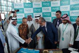 JAS kembali tangani penerbangan Maskapai Arab Saudi Flynas Airlines
