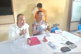 Pengedar sabu terkait jaringan internasional ditangkap Polres Tarakan