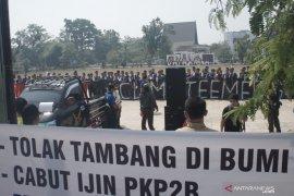 Kemana Bupati dan Ketua DPRD HST, saat masyarakatnya aksi Save Meratus