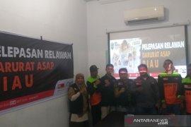10 relawan ACT Sumut  dikirim ke Riau bantu tangani karhutla