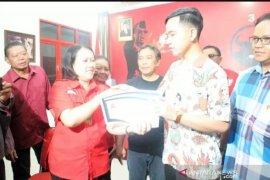 Putra Sulung Presiden Jokowi masuk PDIP