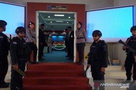 61 personel polisi amankan pelantikan anggota DPRD Belitung