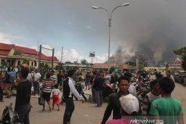 Aksi demonstrasi memanas, korban tewas di Papua sudah mencapai 23 orang