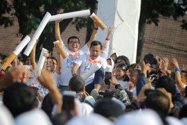 "Ribuan pelajar di Kota Bogor deklarasikan ""Generasi Anti Rokok"""