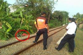 Tertabrak kereta api, wanita paruh baya ditemukan tewas