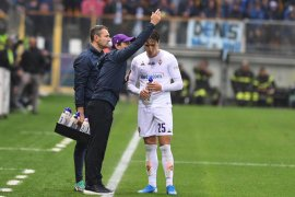 Fiorentina gagal menang lagi setelah diimbangi Atalanta dalam 10 menit akhir