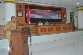 FGD Pemkab Langkat membangun visi misi religius