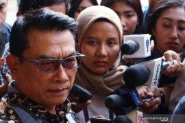 Moeldoko: Sikap pemerintah tetap tunda RUU KUHP
