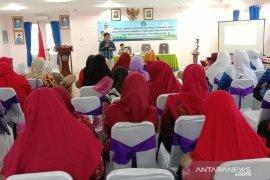 70 pendidik PAUD ikut pelatihan jurnalistik dan membuat dongeng