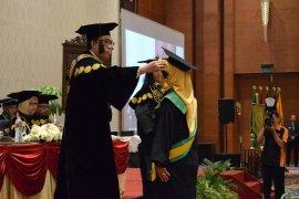 Rektor UWMY: Lulusan PT harus inovatif dan kreatif