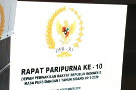 DPR gelar Rapat Paripurna  10