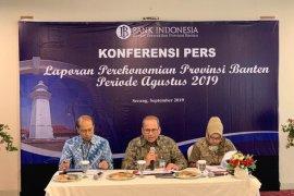 Ekonomi Banten Triwulan II/2019 tumbuh melambat tapi diatas nasional