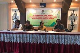 KLHK sosialisasi pembentukan bank sampah di Ambon