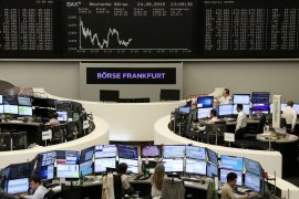 Indeks DAX-30 Jerman menguat 0,63 persen