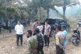 Polisi selidiki terbakarnya 20 hektar hutan lindung Tanjung Pura Bangka Tengah