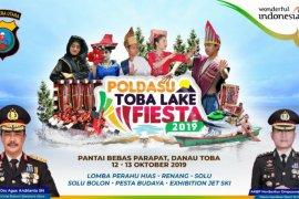 Polda Sumut dukung pariwisata Parapat Danau Toba