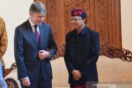 Bali-Inggris jajaki kerja sama energi bersih