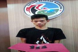 Satresnarkoba Polres Deliserdang ringkus pemilik puluhan paket sabu-sabu