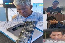 Pasokan sabu jaringan Malaysia dikendalikan napi Lapas Banjarbaru