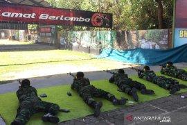 Lanud I Gusti Ngurah Rai tingkatkan kemampuan menembak personel