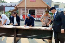 Polda Banten MoU bersama Kejati dan BPN selesaikan  kasus tanah