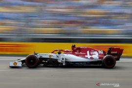 FIA tolak banding Alfa Romeo soal penalti