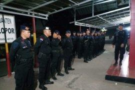 Jaga Ketentraman ibu kota, Sat Brimob Polda Banten dikerahkan 300 personel