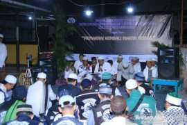 IKPM Korwil Pangkalpinang dan Karang Taruna Batin Tikal gelar tabliq akbar