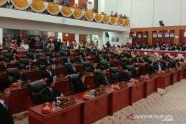 M.Amin jabat pimpinan baru DPRD Babel 2019-2024