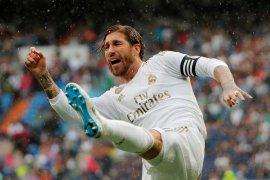 Ramos, Madrid cuma butuh 5 menit untuk kontraknya
