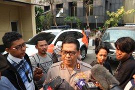 Polisi pulangkan 56 mahasiwa yang terlibat bentrokan dalam demo