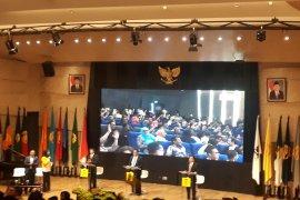 Debat tiga calon rektor UI dihadiri dua menteri