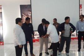 Gandeng Honda, BPJS Ketenagakerjaan Banten gelar Safety Riding