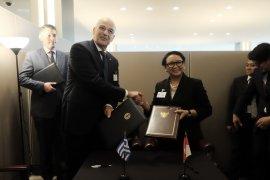 Menlu Retno Marsudi bahas kerja sama ekonomi di PBB