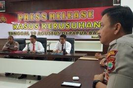 Kapolres Fakfak tegaskan tidak ada korban jiwa kerusuhan 21 Agustua