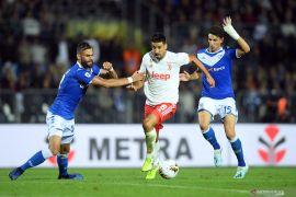Juventus bawa pulang tiga poin dari markas Brescia