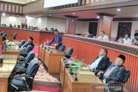 DPR Aceh setujui pengesahan APBA 2020 Rp17,2  triliun