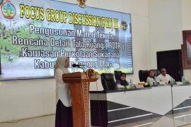 Sekda Kayong Utara buka FGD III di Istana Rakyat