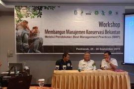 Pemkab Kubu Raya kawal WWF bangun manajemen konservasi Bekantan