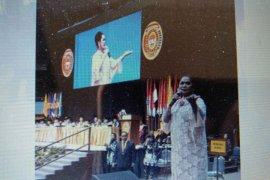 Dies Natalis ke 61 & Wisuda Universitas Jayabaya dimeriahkan oleh Vina Pandu Winata