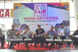 Transaksi Jakarta Travel Fair di Pontianak ditargetkan Rp2 miliar