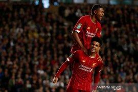 Piala Liga Inggris, Liverpool dan Chelsea lewati hadangan lawan
