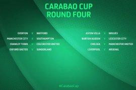 Piala Liga - Hasil undian pertemukan Liverpool vs Arsenal, MU vs Chelsea