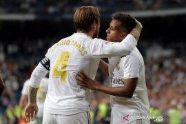 Real Madrid menang mudah atas Osasuna